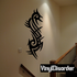Classic Tribal Wall Decal - Vinyl Decal - Car Decal - DC 177