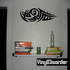 Classic Tribal Wall Decal - Vinyl Decal - Car Decal - DC 181