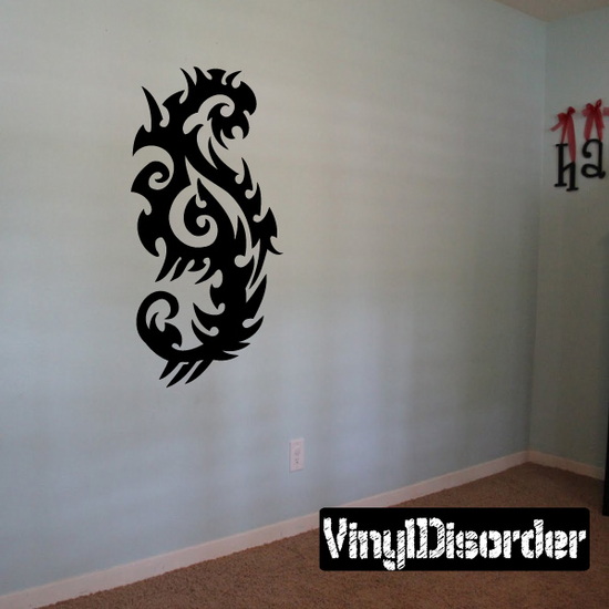 Classic Tribal Wall Decal - Vinyl Decal - Car Decal - DC 190