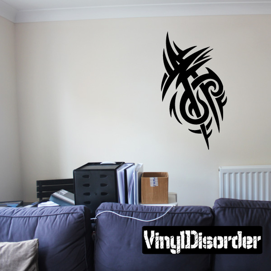 Classic Tribal Wall Decal - Vinyl Decal - Car Decal - DC 193