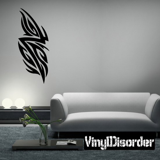 Classic Tribal Wall Decal - Vinyl Decal - Car Decal - DC 197