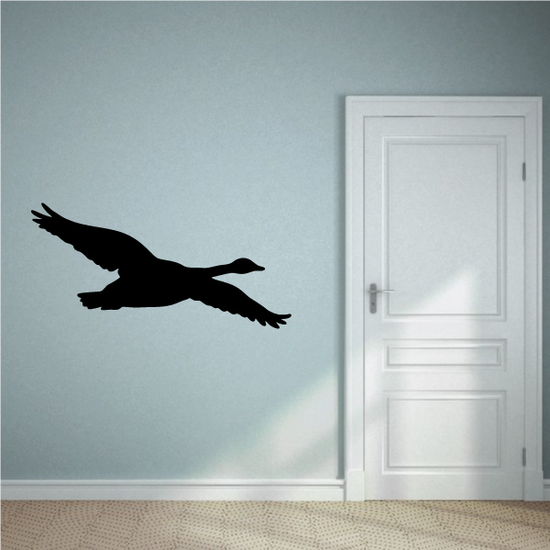 Goose Floating Decal