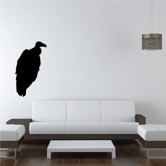Observing Vulture Decal