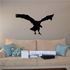 Hovering Vulture Decal