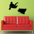 Scuba Diver Wall Decal - Vinyl Decal - Car Decal - 010