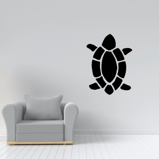 Basic Turtle Decal