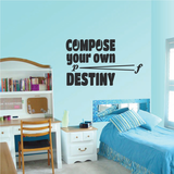 Compose your own Destiny Decal