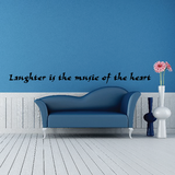 Laughter is the music Decal