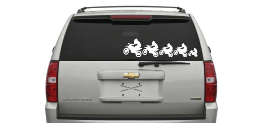 Family Kit Decals