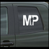 Military Police Logo Decal