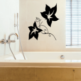 Graphic Leaf Decals
