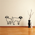 Two Young Boer Goats Decal