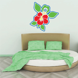 Cartoon Flower Stickers