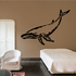 Diving Humpback Whale Decal