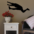 Track and Field Wall Decal - Vinyl Decal - Car Decal - AL 006