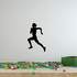 Track and Field Wall Decal - Vinyl Decal - Car Decal - 003