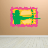Archery Stickers