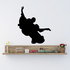 Skateboarding Wall Decal - Vinyl Decal - Car Decal - BA003