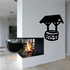 Wishing Well Wall Decal - Vinyl Decal - Car Decal - NS001