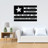 Pledge of Allegiance Flag Decal