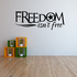 Freedom Isnt Free Decal