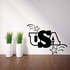 USA Stars Decal