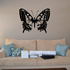 Butterfly Wall Decal - Vinyl Decal - Car Decal - CF140