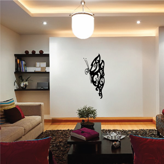Butterfly Wall Decal - Vinyl Decal - Car Decal - CF154