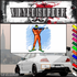 Skiing Wall Decal - Vinyl Sticker - Car Sticker - Die Cut Sticker - SMcolor012