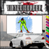 Skiing Wall Decal - Vinyl Sticker - Car Sticker - Die Cut Sticker - SMcolor017