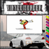Skiing Wall Decal - Vinyl Sticker - Car Sticker - Die Cut Sticker - SMcolor023