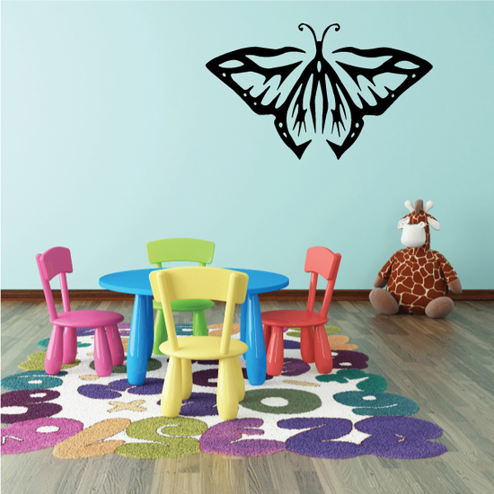 Butterfly Wall Decal - Vinyl Decal - Car Decal - CF212