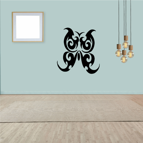 Butterfly Wall Decal - Vinyl Decal - Car Decal - CF225