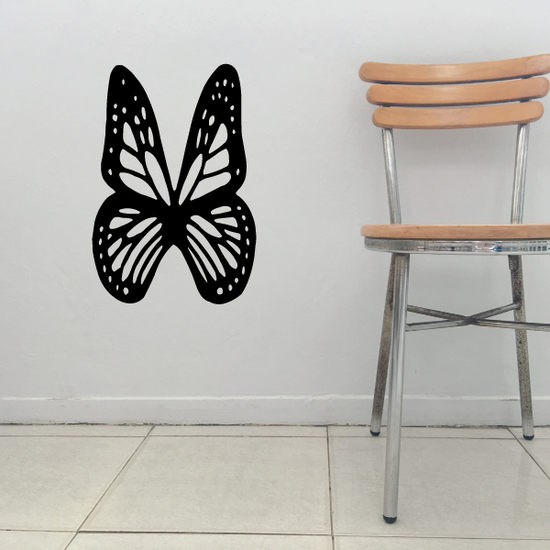 Butterfly Wall Decal - Vinyl Decal - Car Decal - CF237