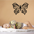 Butterfly Wall Decal - Vinyl Decal - Car Decal - CF349