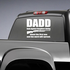 Dads Against Daughters Dating Decal