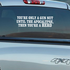 Youre Only A Gun Nut Until The Apocalypse Decal