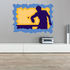 Ping Pong Wall Decal - Vinyl Sticker - Car Sticker - Die Cut Sticker - CDSCOLOR025