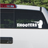 Shooters Decal