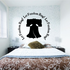 Let Freedom Ring Liberty Bell Wall Decal