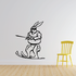 Skiing Wall Decal - Vinyl Decal - Car Decal - CDS007