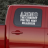 Ammo Currency Decal