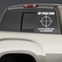 My Peace Sign Decal