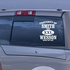 Property Of Smith And Wesson Decal