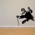 Skiing Wall Decal - Vinyl Decal - Car Decal - Bl007