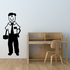 Business man fashion lord pastor Scriptural Christian Vinyl Wall Decal Mural Quotes Words ARTII8D