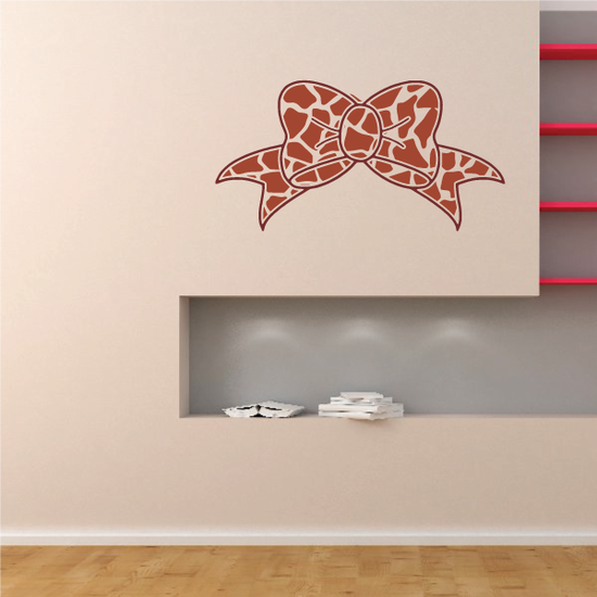 Ribbon Color Wall Decal - Vinyl Decal - Car Decal - Vd003