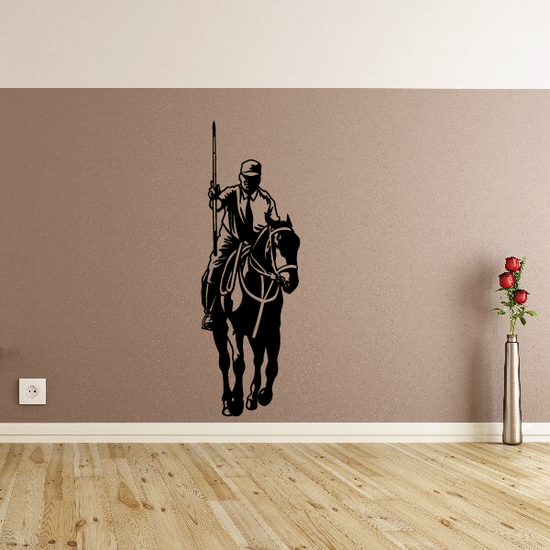 Polo Referee Decal
