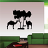 Tree and Camels Decal