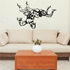 Skydiving Trio Ring Group Decal